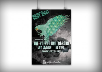 Affiche Birdy Night