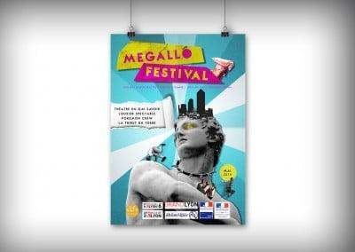 Affiche Megallo Festival