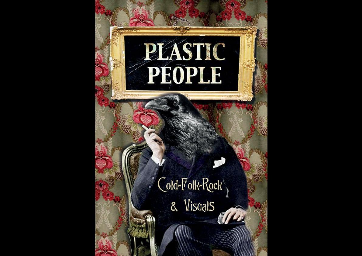 flyer plastic people