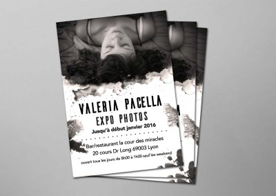 Flyers expo photos Valeria Pacella