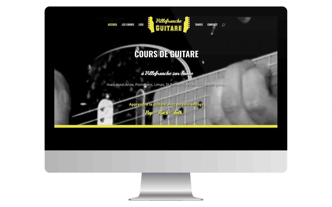 Site villefranche-guitare.fr