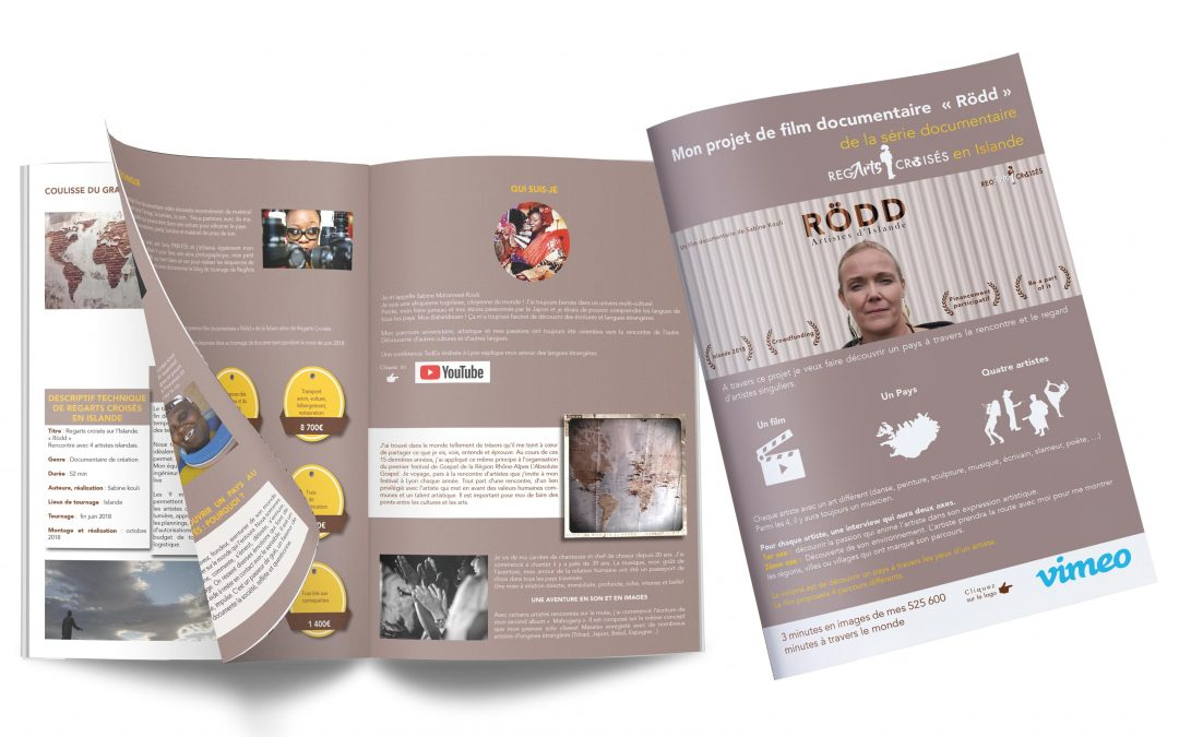 Sabine Kouli – Projet film «Rödd»